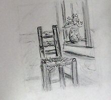 Vincent's Chair by izzybeth