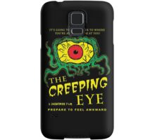 The Creeping Eye Samsung Galaxy Case/Skin