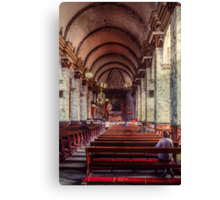 Beijing South Cathedral 1 Canvas Print