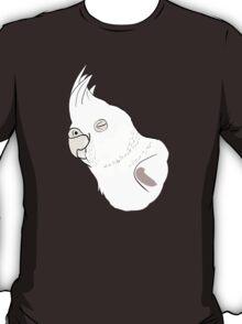 White Cockatiel T-Shirt