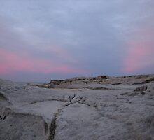 When Stone Takes on the Colour of Sky by Jeffrey Hamilton