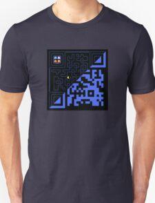 QR Pac-Man T-Shirt