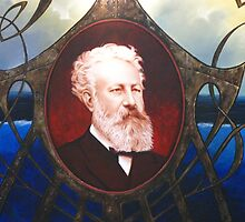 Jules Verne by Marilyn Harris
