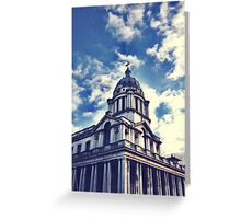 Greenwich Filtered Greeting Card