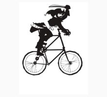 The Pirate Tall Bike One Piece - Long Sleeve