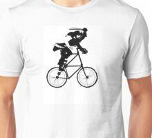 The Pirate Tall Bike Unisex T-Shirt