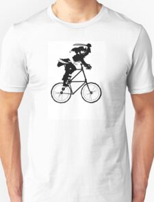The Pirate Tall Bike T-Shirt
