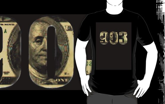 Black 903 Shirt by BigBank903