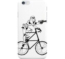 The Stormtrooper Tall Bike iPhone Case/Skin