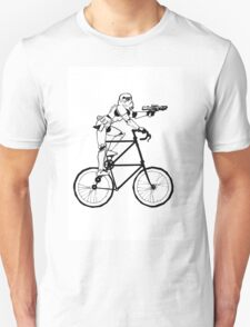 The Stormtrooper Tall Bike T-Shirt