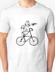 The Stormtrooper Tall Bike T-Shirt