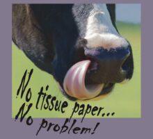 No tissue? No problem! by MooseMan