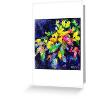 Butterfly Fishes Greeting Card