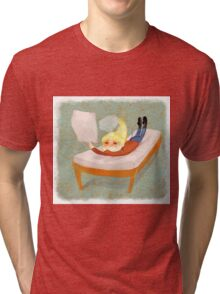 Squee! (Hers) Tri-blend T-Shirt