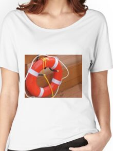 Life Preserver Women's Relaxed Fit T-Shirt