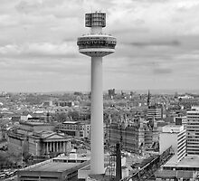 The Radio City Tower; Liverpool City Centre by Andrew Brown