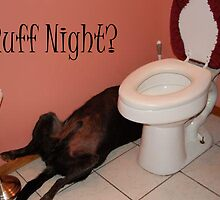 Ruff Night? by 4getsundaydrvs