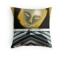 She Shines Throw Pillow