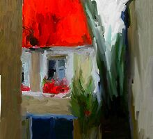 The Cottage, France by Alan Findlater