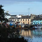 Stornoway Reflections by Kathryn Jones