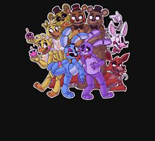 FNAF- The Gang's All Here Unisex T-Shirt