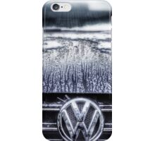 It's the VW iPhone Case/Skin