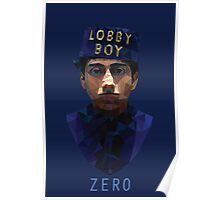The Lobby Boy Poster
