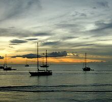 Night in Grenada by Jennifer Darrow