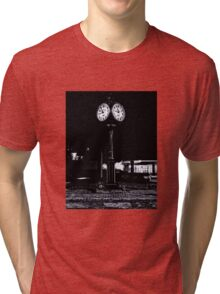 A Time Honored Tribute Tri-blend T-Shirt