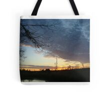 Sunset Extravaganza Tote Bag