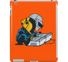 Daft Nuts iPad Case/Skin