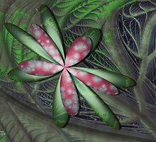 Jungle Flower by rocamiadesign