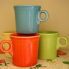 Fiesta Mugs by Zolton