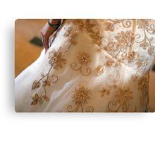Special Dress Canvas Print