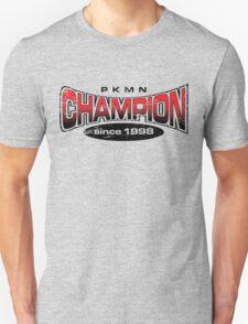 Pokemon Champion_Red Unisex T-Shirt