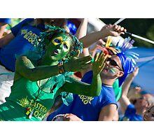 Green Goddess Photographic Print