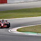 Felipe Massa - Silverstone 2008 by Tom Allen