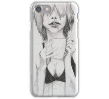 a spiking sense of earl grey  iPhone Case/Skin