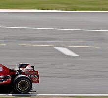 Ferrari - Silverstone 2008 by Tom Allen