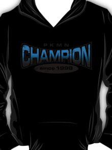 Pokemon Champion_Blue T-Shirt