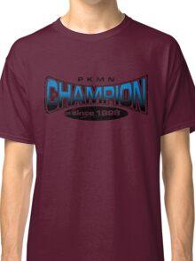 Pokemon Champion_Blue Classic T-Shirt