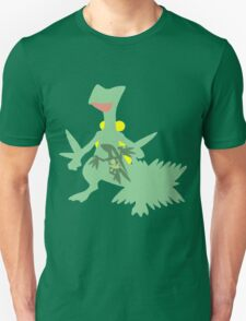 The Tree Lizard Unisex T-Shirt
