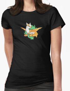 Shiny Latias Womens Fitted T-Shirt