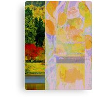 The Reality And Fantasy Of Nature Canvas Print