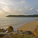 Norman Bay at Wilsons Promontory, Victoria. by johnrf