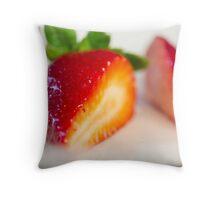 Tasty Throw Pillow