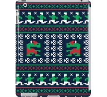 Games of Christmas Past iPad Case/Skin