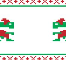 Games of Christmas Past Sticker