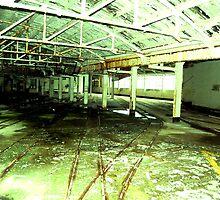 Torpedo Testing Station, Arrochar by MissyVix