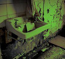 Broken Sink by MissyVix